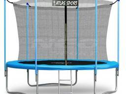 Atlas Sport Батут Atlas Sport 312 см (10ft) (внутренняя сетка и лестница) BLUE