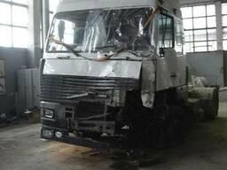 Аварийный ремонт грузовых транспортных средств.