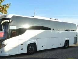 Автобус туристический Scania Higer