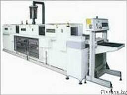Автоматическая линия по производству семислойных вафель HAAS