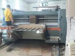 Автоматическая линия по производству гофрокоробов