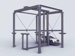 Автоматическая парковочная система АПГ 05.00.000