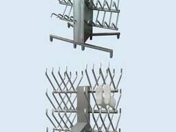 Автоматическая сушилка для обуви двухсторонняя