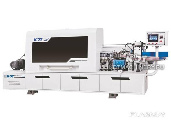 Автоматический кромкооблицовочный станок KDT KE-365