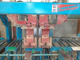 Автоматический обрабатывающий центр Hundegger K2i 2009
