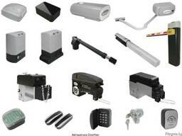 Автоматика и комплектующие для всех видов ворот