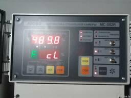 Автоматика на сушильную камеру для фитосанитарного контроля