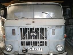 Автомобиль грузовой бортовой ИФА W50L