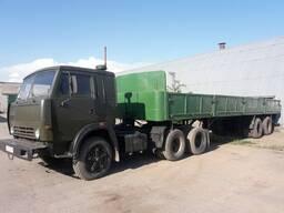 Грузовой седельный тягач КАМАЗ 54112