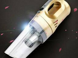 Автомобильный пылесос (для сухой и влажной уборки) Car Vacuum Cleaner DS12V от. ..