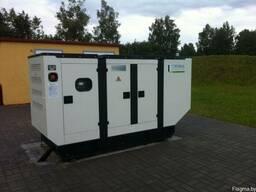 Автономный дизель генератор Und 44 кВА