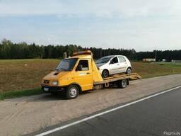 Автопомощь в Волковыске Эвакутор Берестовица Пограничный
