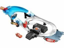 Автотрек Mattel Cars Rusteze Трасса для дрифта GNW06