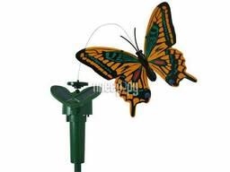 Бабочка порхающая на солнечной батарее СмеХторг 30344