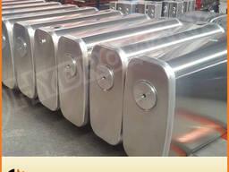 Бак гидравлический (гидробак) закабинный 160 л алюминиевый