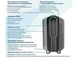 Бак мембранный для отопления Wester Impero WRV10-P
