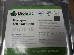 Бактерии для подстилки Biolatic Multi-18 (0, 5 кг)