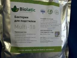 Бактерии для подстилки Biolatic Multi-18 (1 кг)