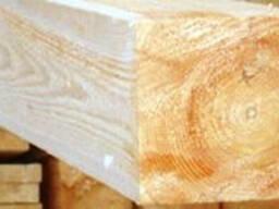 Балка деревянная хвойных пород. Пиломатериалы