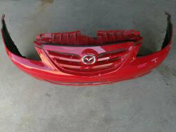 Бампер передний на Mazda MPV LW [рестайлинг]
