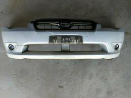 Бампер передний на Subaru Legacy 4 поколение