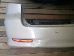 Бампер задний на Mazda 6 GG