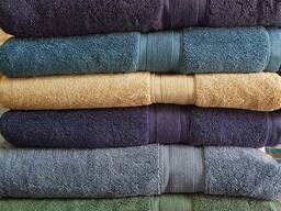 Банные полотенца из микрокоттона Турция опт
