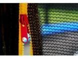 Батут Funfit 4,04 м. с защитной сеткой и лестницей - фото 4