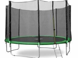 Батут Happy Jump 12ft PRO (374 см) с внешней или внутренней сеткой