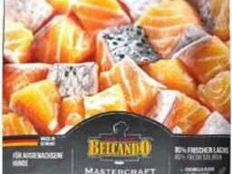 Belcando Mastercraft Fresh Salmon- сбалансированный беззерновой корм для взрослых собак. ..