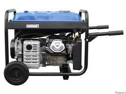 Бензиновый генератор SGG-5000-EH ( 5 кВт / 1ф)