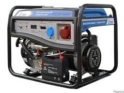 Бензиновый генератор SGG-6000E ( 6 кВт / 1ф)