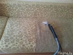 Бережная химчистка мебели и ковровых покрытий в Солигорске