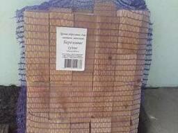 Березовые обрезные дрова для камина, мангала.