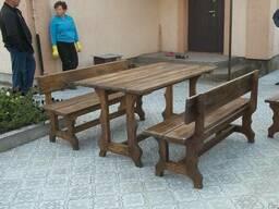 Беседки и садовая мебель