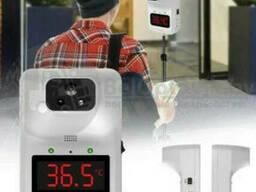 Бесконтактный инфракрасный Градусник-термометр RoHS (дальность 5-10 см). Вариант. ..
