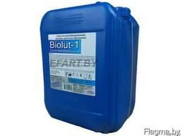 Беспенное щелочное дезинфицирующее моющее средство Biolut-1,