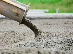 Бетон орша купить калиброванный бетон