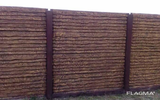 Забор Бетонный в рассрочку — Купить в Бресте на Flagma.by #3020592