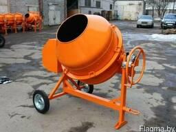 Бетономешалка(бетоносмеситель) ЕСО СМ - 240. Доставка по РБ.