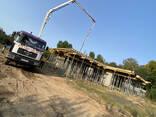 Бетононасос 37 метров Подача бетона - фото 4