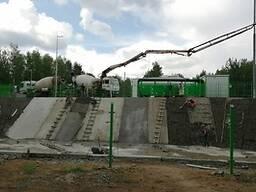 Бетононасос , доставка бетона