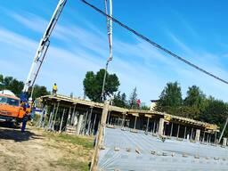 Бетононасос Подача бетона раствора