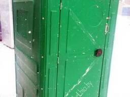 Биотуалет. Уличная туалетная кабина