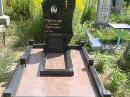 Благоустройство мест захоронений Минск