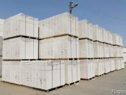 Блок газосиликатный 600*300*