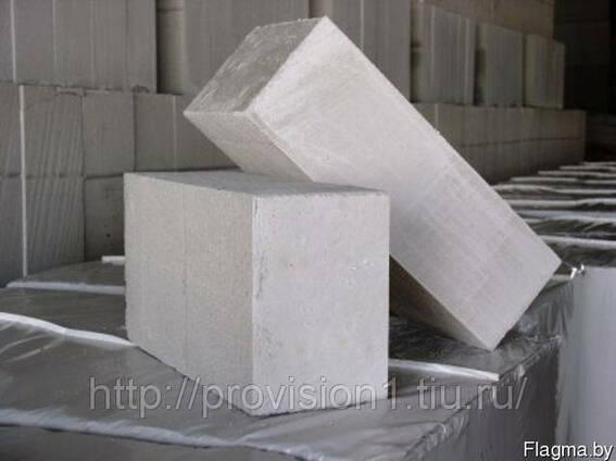 Блок газосиликатный 2 категории на клей