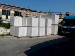 Блок газосиликатный 600*290*100