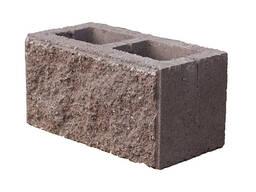 Блок колотый камень декоративный