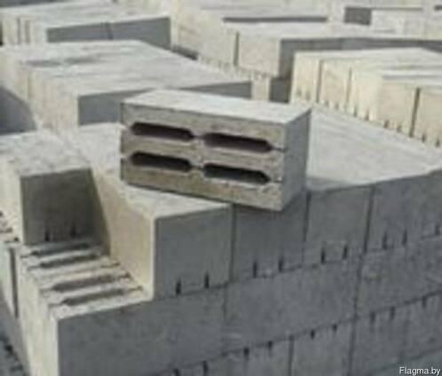 Блок пескоцементный М100